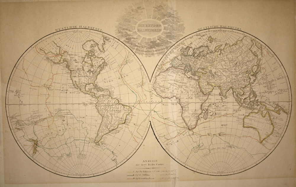 Simon Drake Collection Of Antique Maps Australia